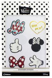 Sticker - Set Minnie Maus