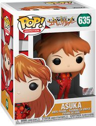 Asuka Vinyl Figur 635