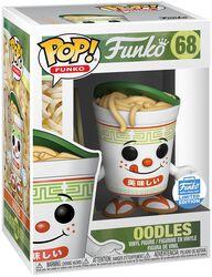 Fantastik Plastik Oodles (Funko Shop Europe) Vinyl Figur 68