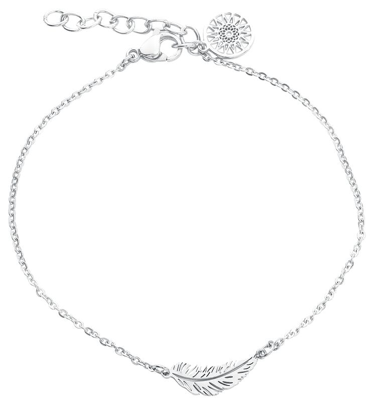 Feather Ankle Chain