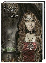 Favole Kalenderbuch A6 2019