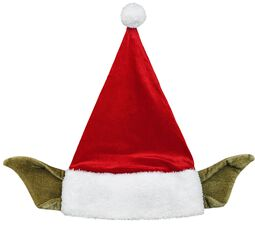 Yoda - Weihnachtsmütze mit Ohren