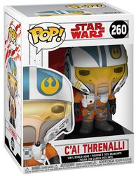 C'ai Threnalli Vinyl Figure 260