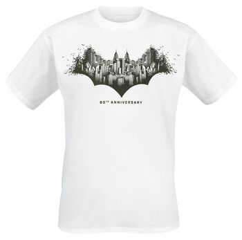 80th Anniversary - Gotham City