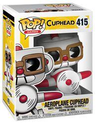 Aeroplane Cuphead Vinyl Figure 415