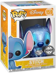Stitch (Diamond Collection) Vinyl Figur 159