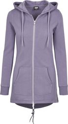 Ladies Sweat Parka