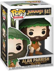 Jumanji Alan Parrish - Vinyl Figure 843