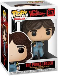 The Warriors The Punks Leader Vinyl Figur 867