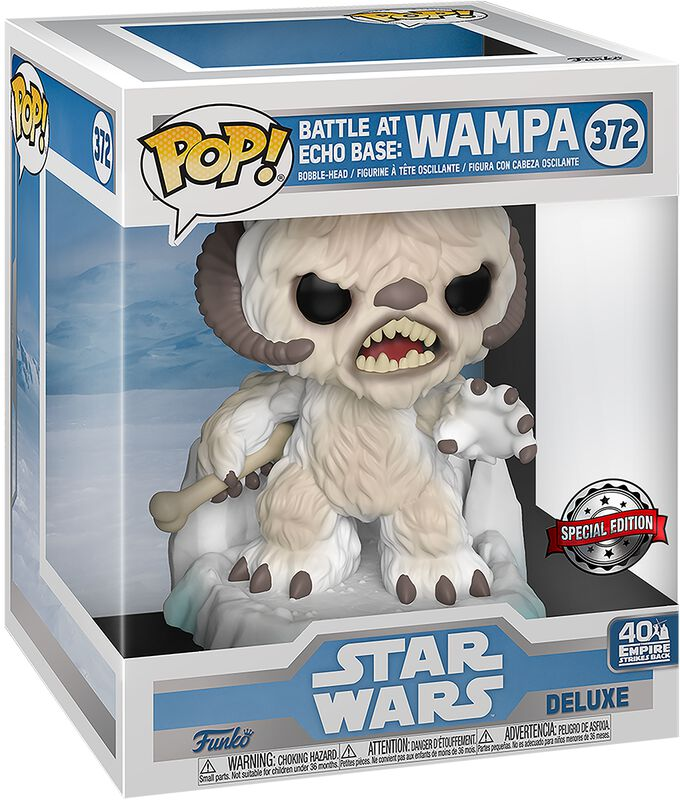 Battle At Echo Base: Wampa (Oversize Figur) Vinyl Figur 372