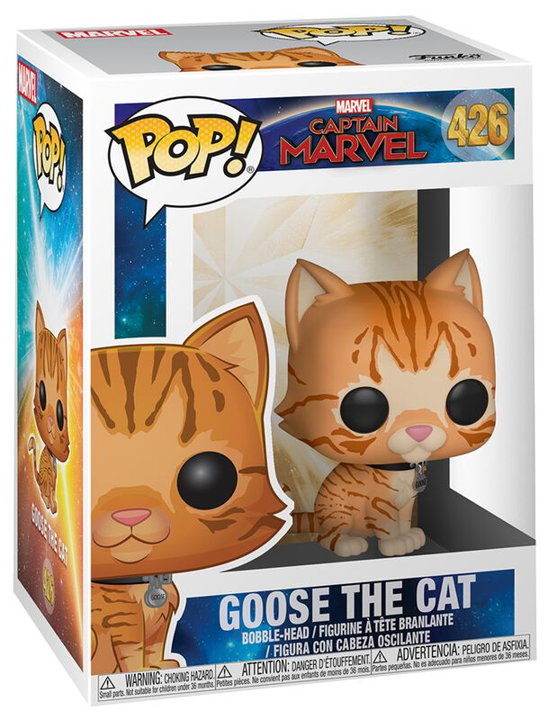 Goose the Cat Vinyl Figure 426