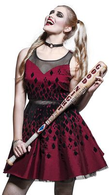 Harley Quinn - Good Night Baseballschläger