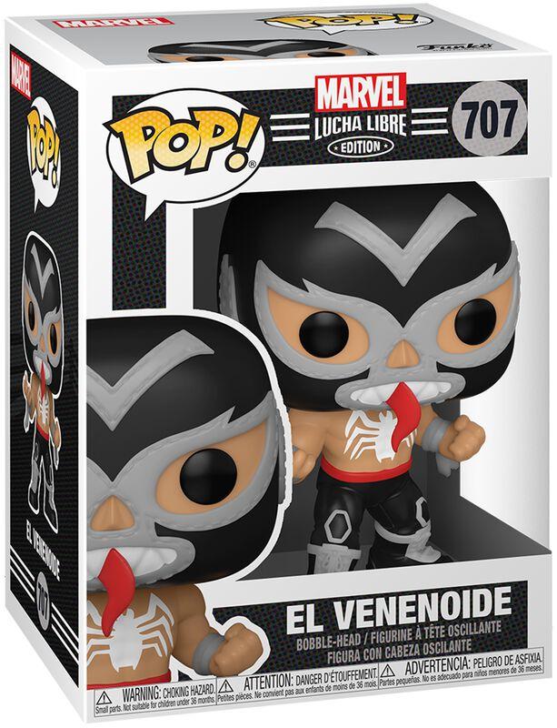 El Venenoide - Marvel Luchadores - Vinyl Figur 707