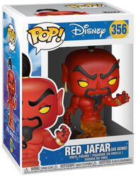 Red Jafar (Chase Edition möglich) Vinyl Figure 356