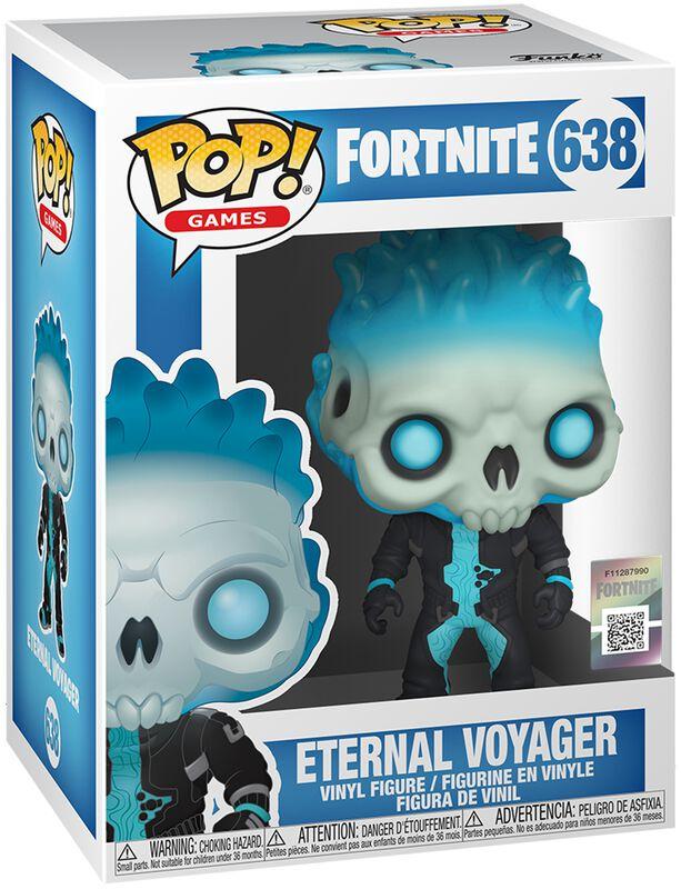 Eternal Voyager Vinyl Figur 638