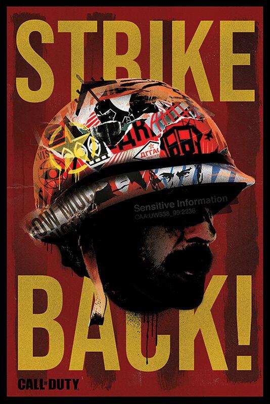 Black Ops: Cold War - Strike back