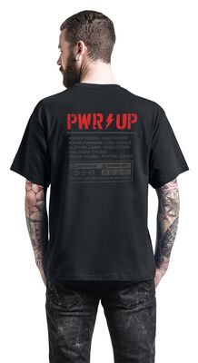 PWR UP - Lightning Angus