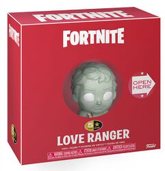 Love Ranger - 5 Star Figur