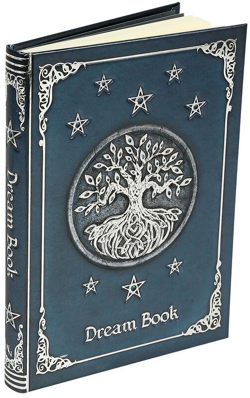 Embossed Dream Book