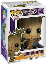 Dancing Groot Vinyl Figur 65