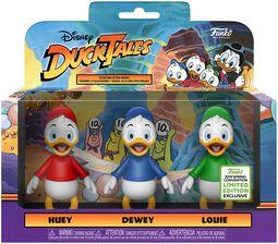 Ducktales - Geschichten aus Entenhausen ECCC 2019 - Huey + Dewey+ Louie