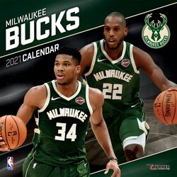 Milwaukee Bucks - Kalender 2021
