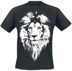 Ich wäre gerne ein Löwe. Fressen - Schlafen - Geile Frisur!