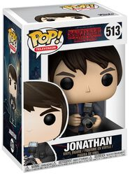 Jonathan with Camera Vinyl Figure 513