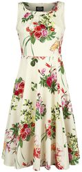 Flavia Floral Swing Dress