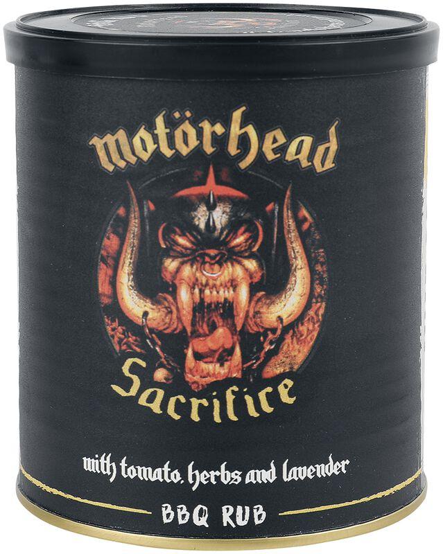 Sacrifice - BBQ Rub
