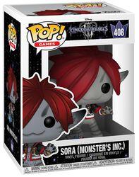 3 Sora (Monsters Inc.) Vinyl Figure 408