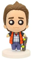 Marty McFly (Pokis Figur)