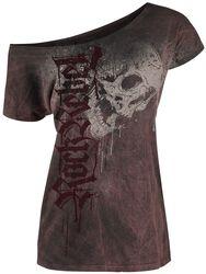 Drops Skull Shirt
