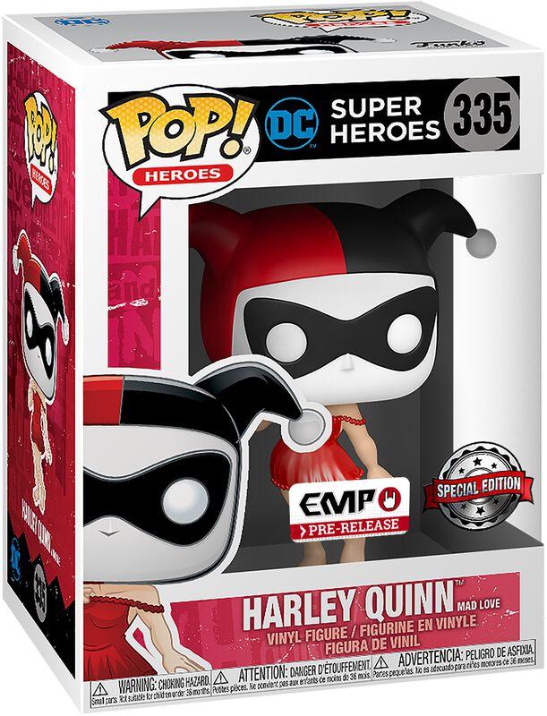 Harley Quinn (Mad Love) Vinyl Figur 335