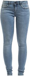 Eve LW PCKT Piping Jeans VI883