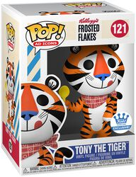Tony the Tiger (Funko Shop Europe) Vinyl Figur 121