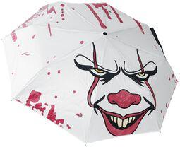 Pennywise - Regenschirm mit Farbwechsel