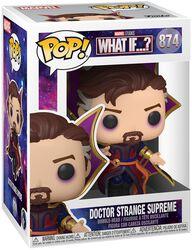 What If...? - Doctor Strange Supreme Vinyl Figur 874