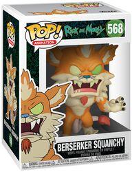 Berserker Squanchy Vinyl Figure 568