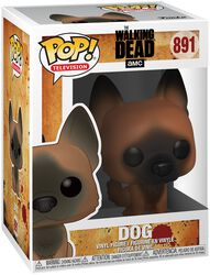 Dog - Vinyl Figur 891