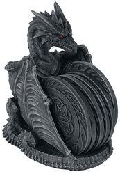 Dragon Lair Untersetzer Set