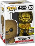 Star Wars Celebration 2019 - Chewbacca (Chrome) Vinyl Figure 63
