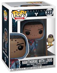 Hawthorne with Louis Vinyl Figure 337