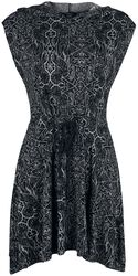 Esoteric Hood Dress