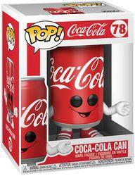 Cola Can Vinyl Figur 78