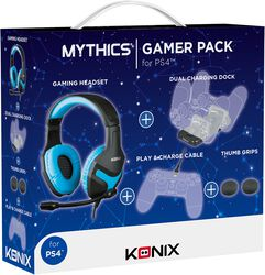 Gamer Pack PS4