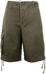 Metal Streetwear Shorts