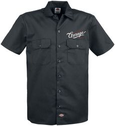 Dallas Texas Dickies Workerhemd