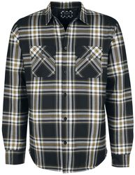 Flannel Thermo-Hemd