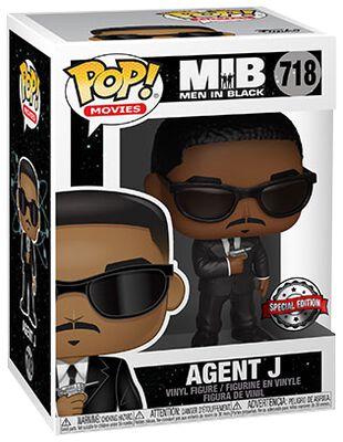 Agent J (Funko Shop Europe) Vinyl Figure 718
